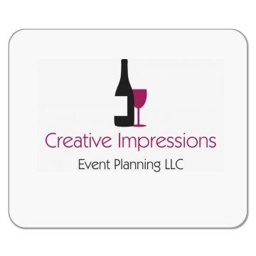 Creative Impressions Event Planning LLC Mouse Pad