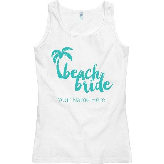 Custom Beach Bride