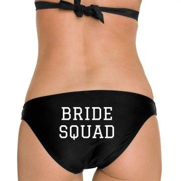Custom Beach Bride Squad