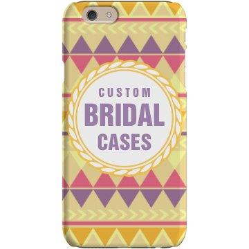 Custom Bridal Phone Cases