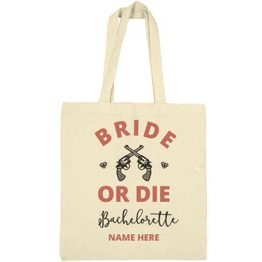 Custom Bride Or Die Pistols