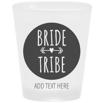 Custom Bride Tribe Bridal Gift