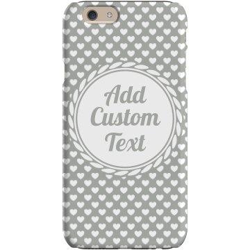 Custom Bride Wedding Phone Case