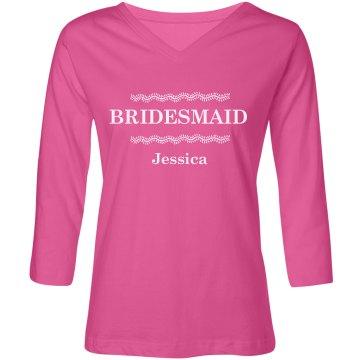 Custom Bridesmaid