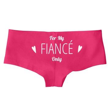 Custom Fiancé Sexy Gift