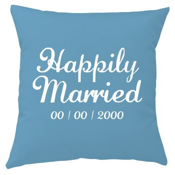 Custom Happily Married All Over