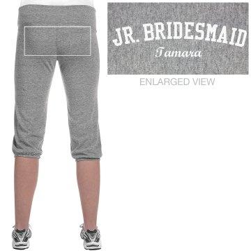 Custom Jr. Bridesmaid