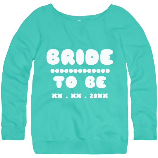 Custom Kawaii Bride To Be