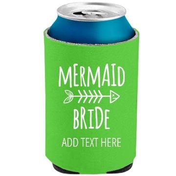 Custom Mermaid Bride
