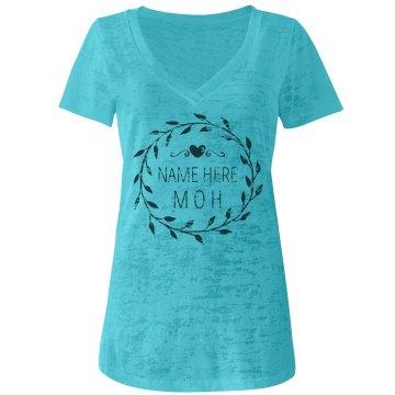 Custom MOH Shirt