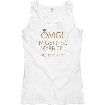 Custom OMG Getting Married