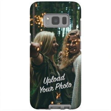 Custom Photo Galaxy Phone Case