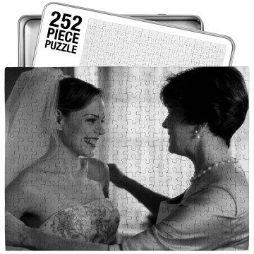 Custom Photo Mother Of Bride Gift