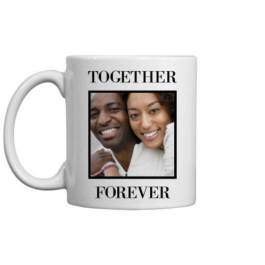 Custom Photo Together Forever