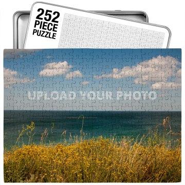 Custom Photo Upload Gift Puzzle