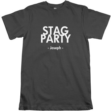 Custom Stag Party