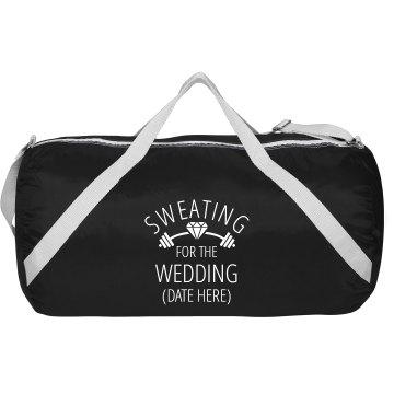 Custom Sweating Wedding Gear