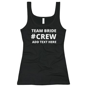 Custom Team Bride Bling