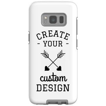 Customizable Galaxy Phone Case