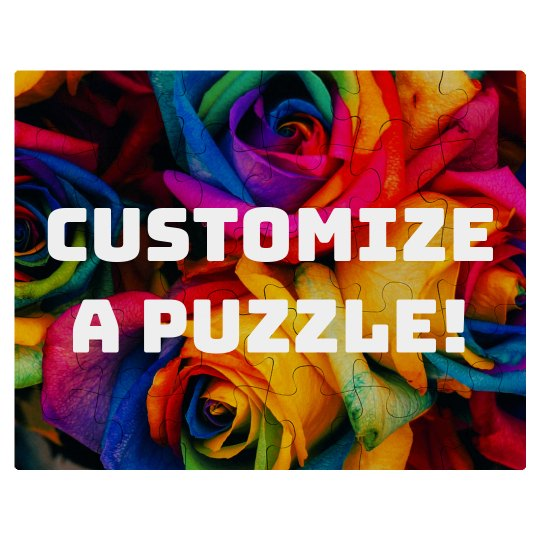 Customize A Puzzle