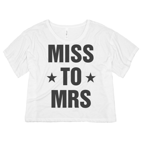 Cute And Stylish From Miss To Mrs