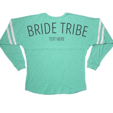 Cute Custom Bride Tribe Matching Bachelorette Party