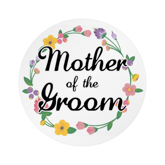 Cute Mother Of The Groom Pin