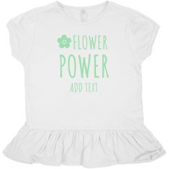 Flower Girl Power