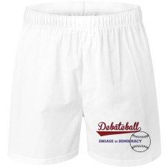 Debateball Shorts