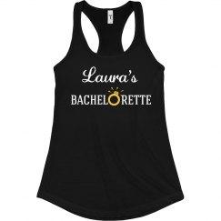 Bachelorette Party Tank