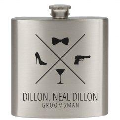 Double O Groomsman Gift