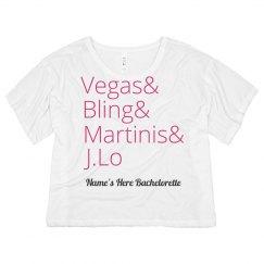 Vegas Show Bachelorette List