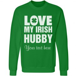 Love My Irish Hubby