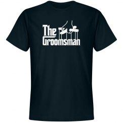 The groomsman shirt
