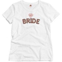 Coral Bride w/Diamond