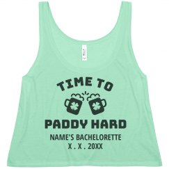 Custom St. Patrick's Paddy Hard
