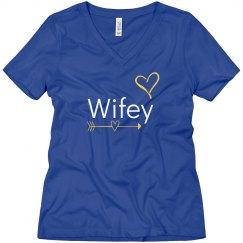 After the wedding Wifey Tshirt