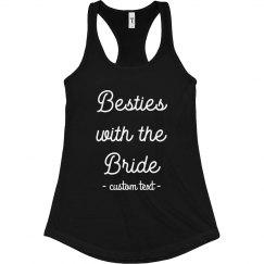 Besties with the Bride Tank