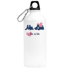 Mrs. Lewis Water Bottle