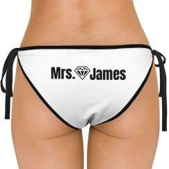 Mrs. James Diamond Swim