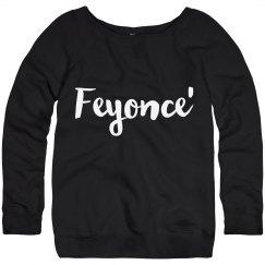 FEYONCE' Sweat Black