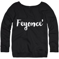 FEYONCE' Sweat Black