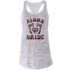 Aloha Bride Tank Top
