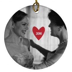 Custom Wedding Photo Gift