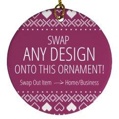 Custom Ornaments For Weddings