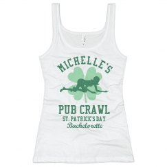 Irish Bride Pub Crawl