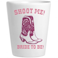 Shoot the Bride to Be