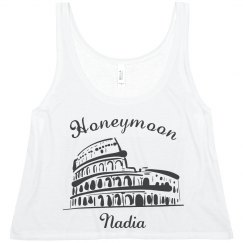 Italian Bride Honeymoon