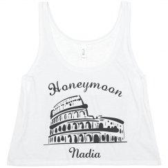 Italian Bride Honeymoon