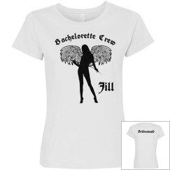 Bachelorette Crew w/ Back